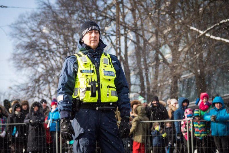 VIDEO! Tublid inimesed: abipolitseinikud panustasid möödunud aastal Eesti heaks ligi 100 000 töötundi