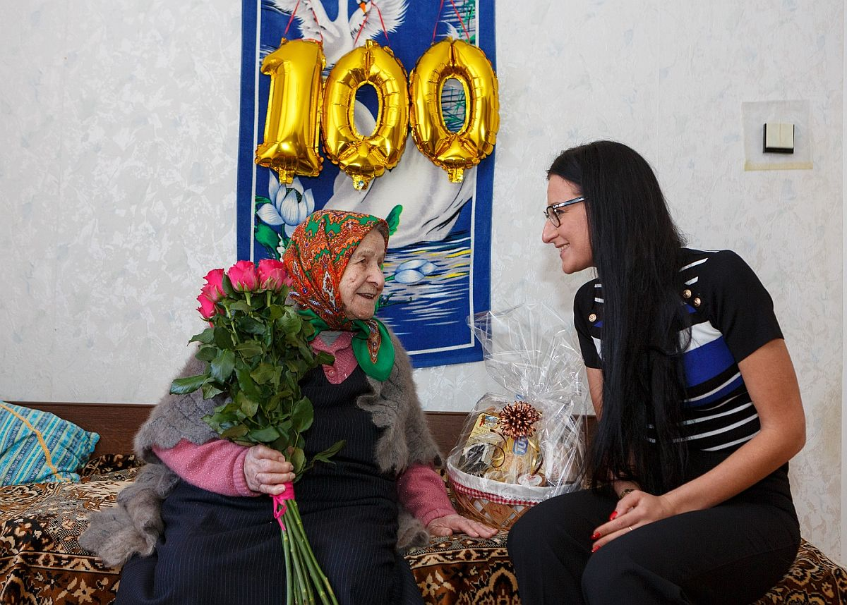Pelguranna vanim elanik sai 100-aastaseks