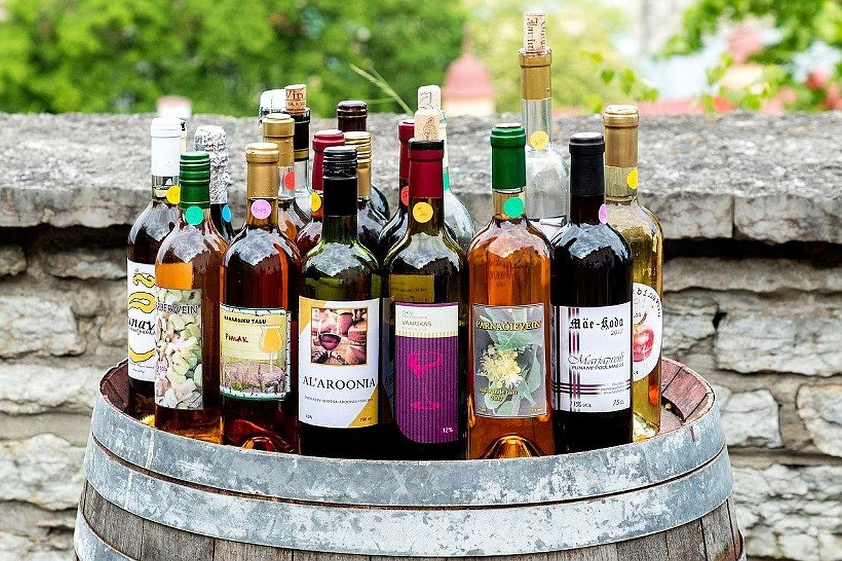 Veini- ja siidrikonkurss otsib Eesti parimaid hobitegijaid