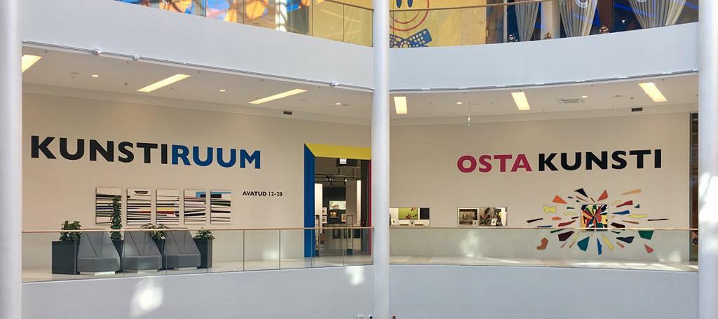 Tallinnas avas uksed uus galerii