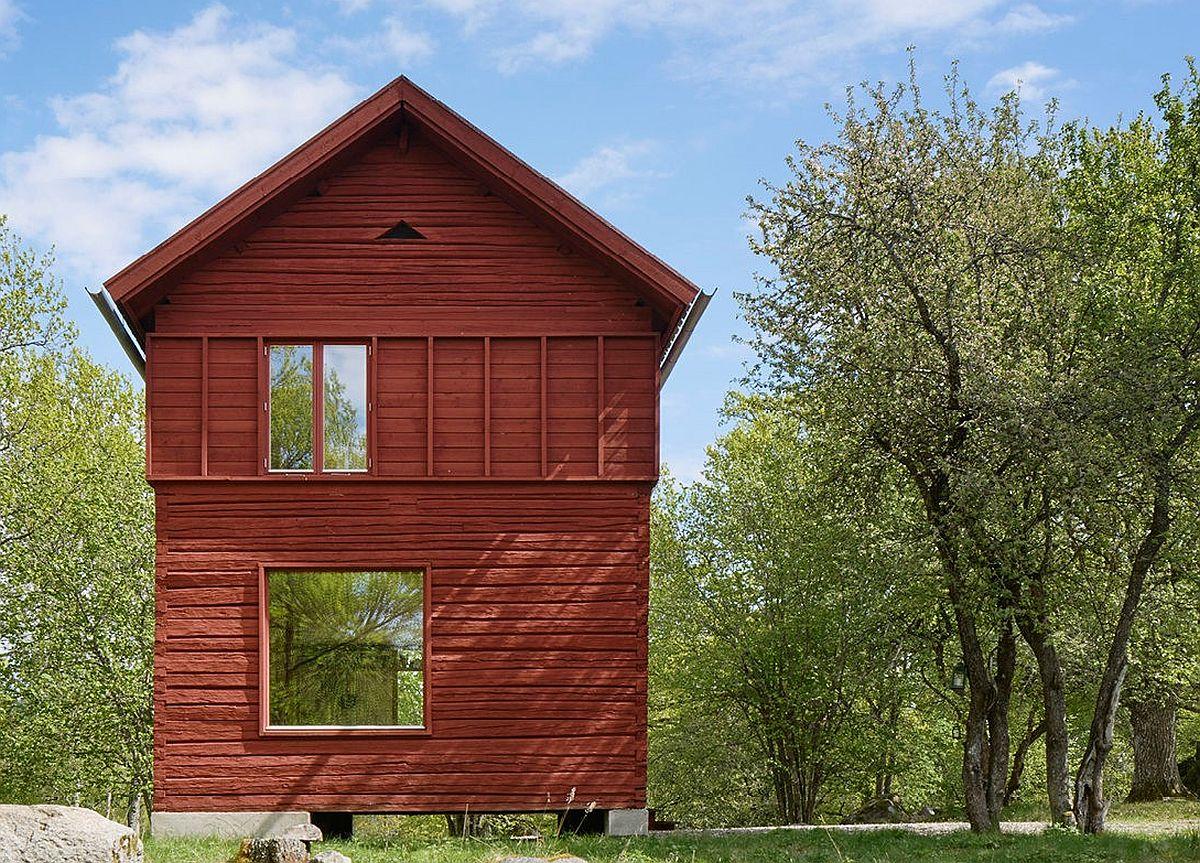 Avatakse näitus Rootsi uuest puitarhitektuurist