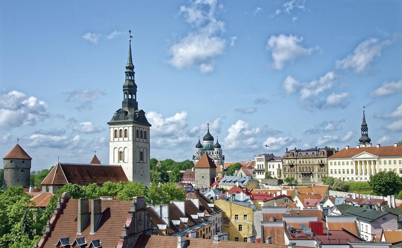 Tallinn.Pixabay