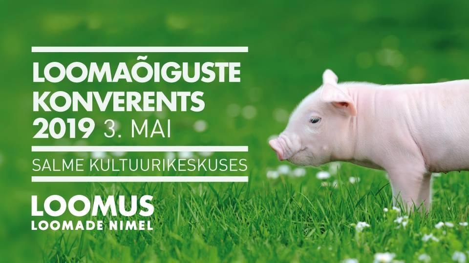 Tallinnas toimub loomaõigustekonverents