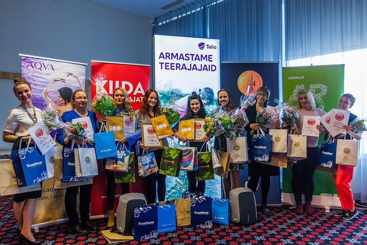 Eesti parim teenindaja on Triin Malk!