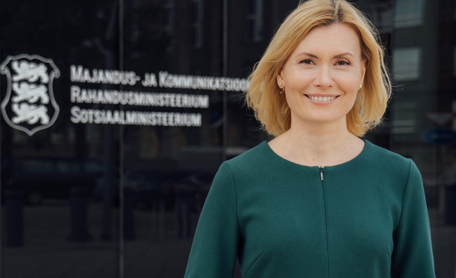 Minister Sikkut: sooline palgalõhe on jäämäe tipp
