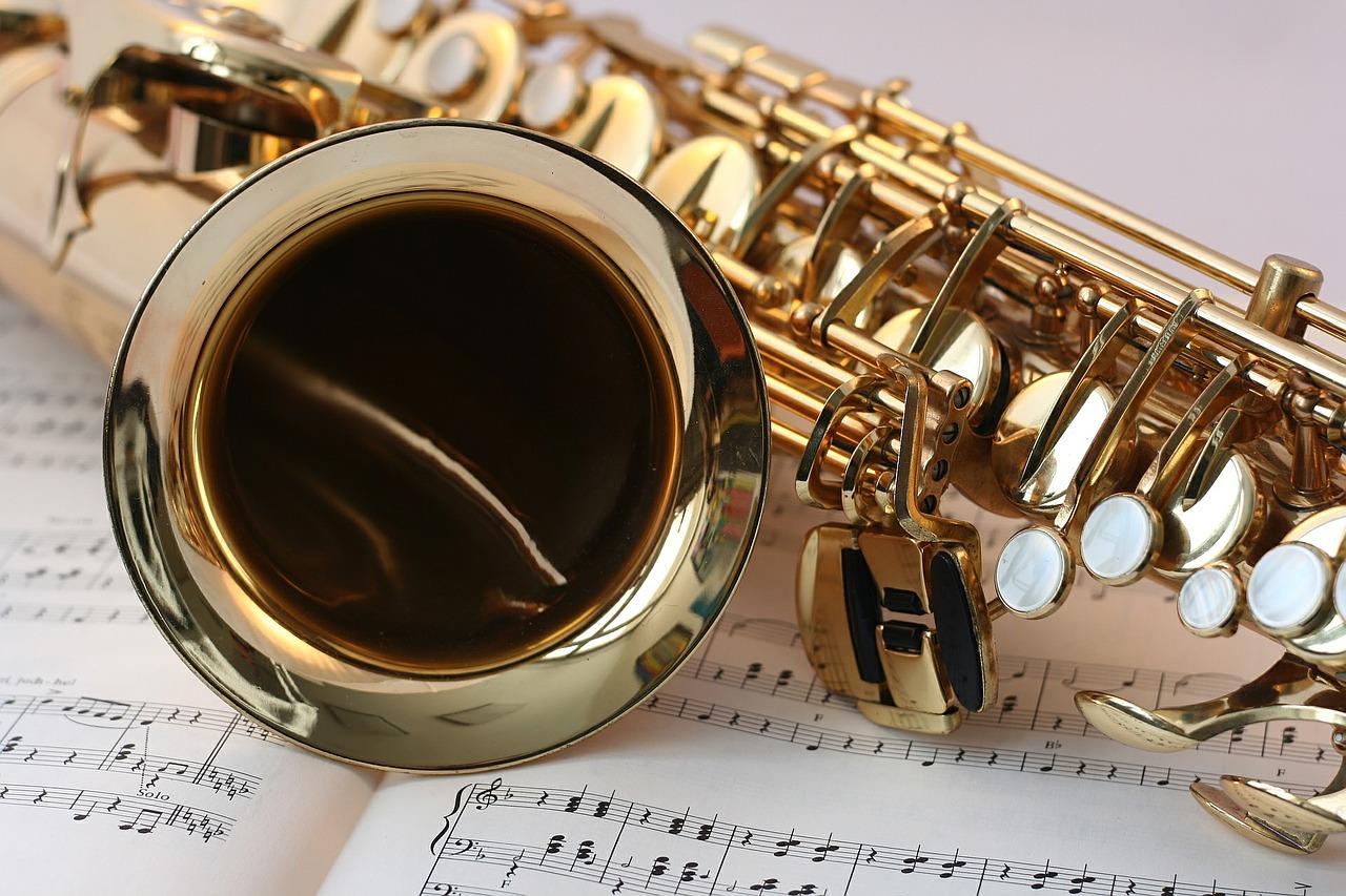 saksofon.Pixabay