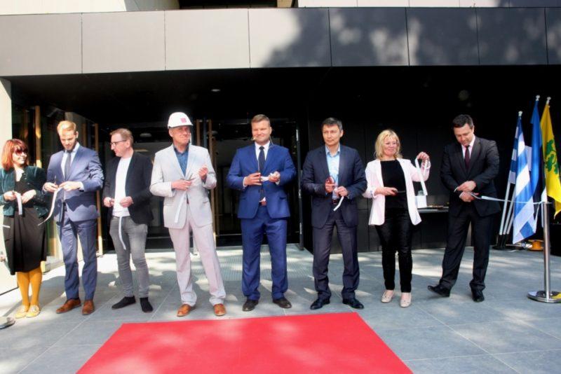 FOTOD! Mustamäel avati pidulikult uus kultuuri- ja konverentsikeskus Kaja