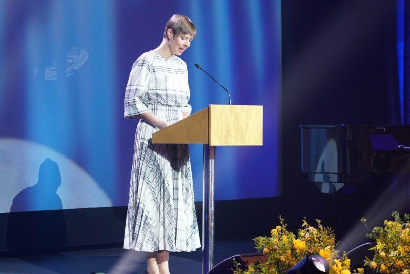 VIDEO! President ja justiitsminister autasustasid vägivallaennetuses aktiivseid inimesi