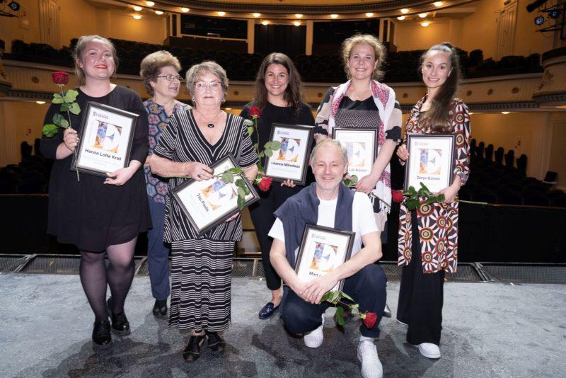 GALERII! Rahvusooperis Estonia jagati kolleegipreemiaid