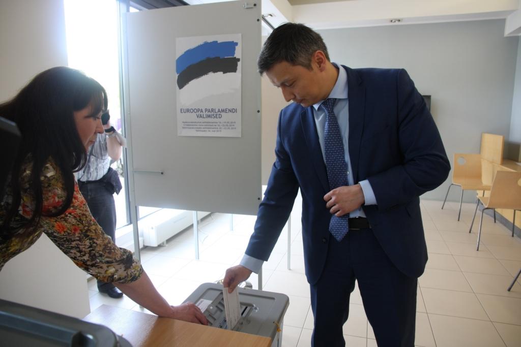 Mihhail Kõlvart: on oluline, et meid esindaksid Euroopas väärikad ja võimekad inimesed, kes suudaksid seal esindada Eesti huvisid
