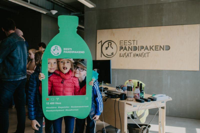 Suvel toodi taarana tagasi 82 protsenti ühekordse kasutusega joogipakenditest