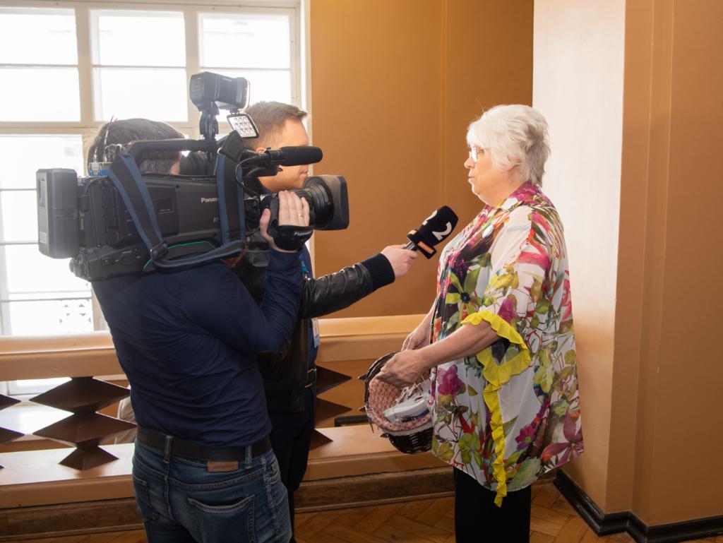 TV3 VIDEO I Europarlamendi valimistel sai enim hääli Marina Kaljurand