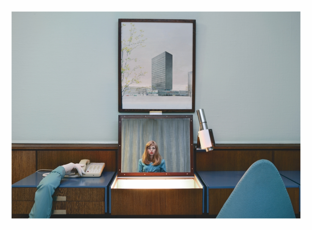 The Receptionist, 2013 © Anja Niemi