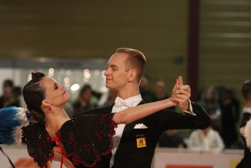 INTERVJUU! Agneta Pukk ja Kaspar Kaldaru tutvustavad Eestit võistlustantsu kaudu