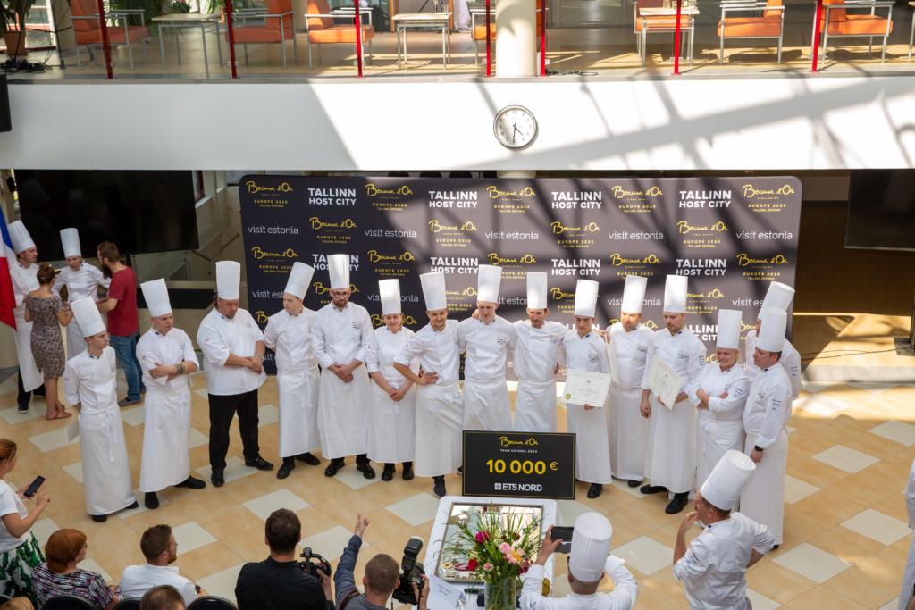 Eestit esindab Bocuse d'Or kokkade tippvõistlusel Artur Kazaritski