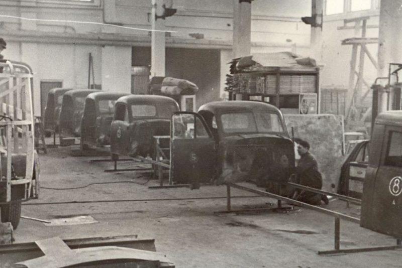 Maanteemuuseum tähistab Tartu Autode Remondi Katsetehase 70. juubelit näitusega