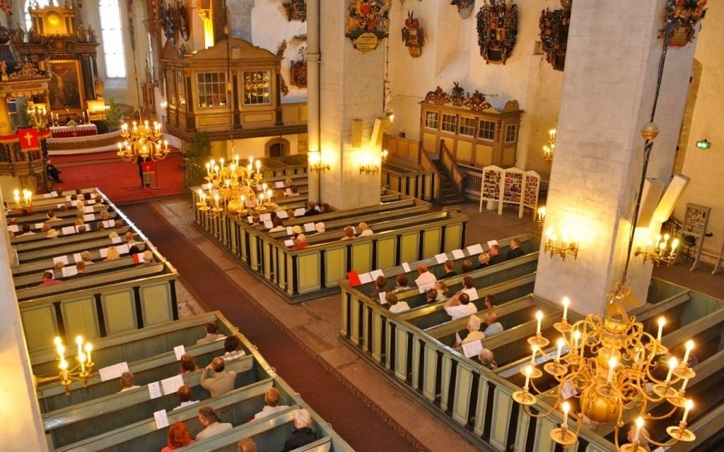 Kirik tänab ja tunnustab! Elutööpreemia pälvib kauaaegne kirikuvalitsuse liige ja OÜ Kiriku Varahaldus juhataja Mati Maanas