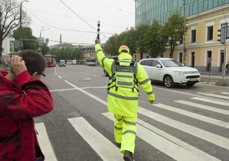 PANE TÄHELE I Soovitused Tallinnas liiklemiseks laulu- ja tantsupeo ajal