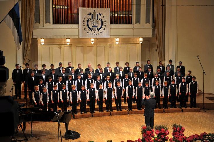 Tartu Poistekoor viibib Peterburis kontsertreisil