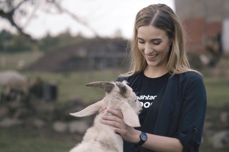 VIDEO! Miks otsustas Liis Lass oma hääle anda farmiloomade kaitseks?