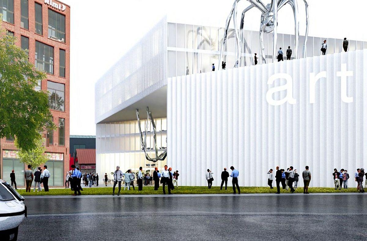 Pärnu kunstihoone arhitektuurivõistluse võitis Salto