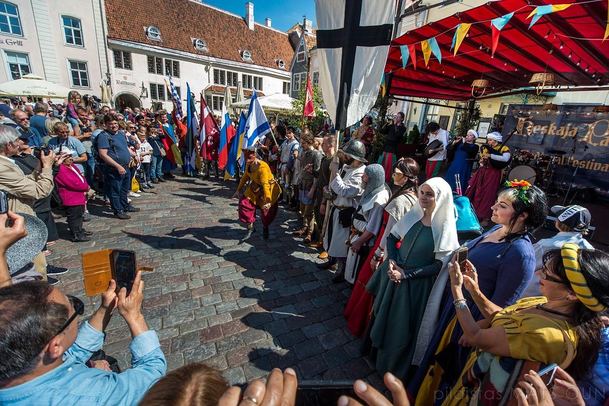 Tallinn ootab keskajapäevadele