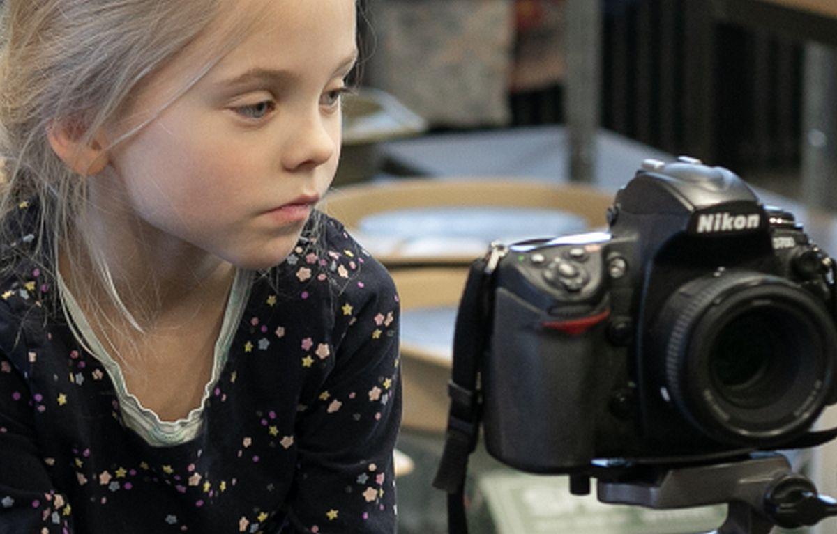 EKA kutsub augustis lapsi animatsiooni ja fotograafiat õppima
