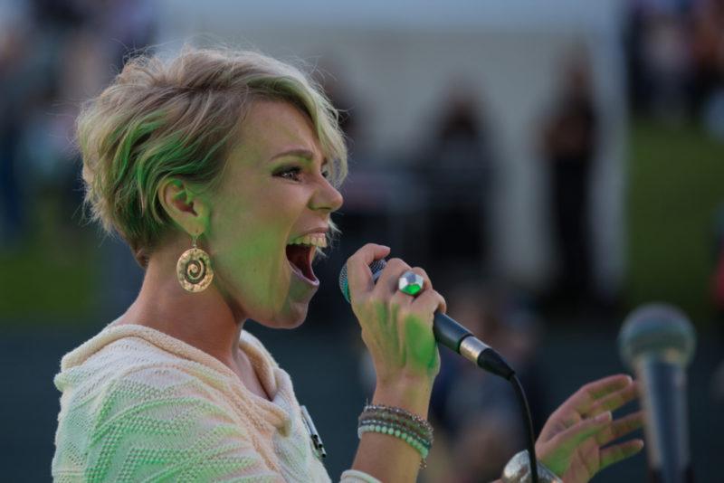 JUBA HOMME! Vaba Rahva Laulul esinev Gerli Padar: eestlane olla on uhke ja hää!