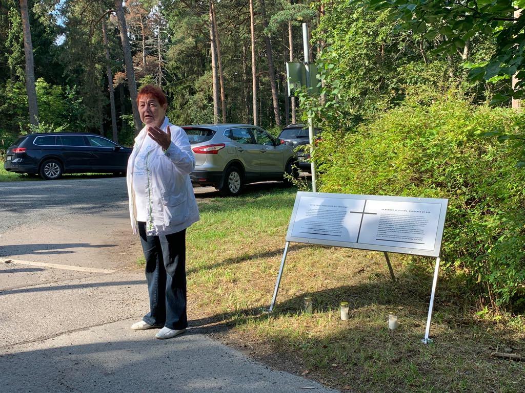 MEIE EESTI I Lagle Parek: mul on suur unistus, et Tallinna tuntuimasse massimõrvapaika rajataks kunagi mälestuste park!