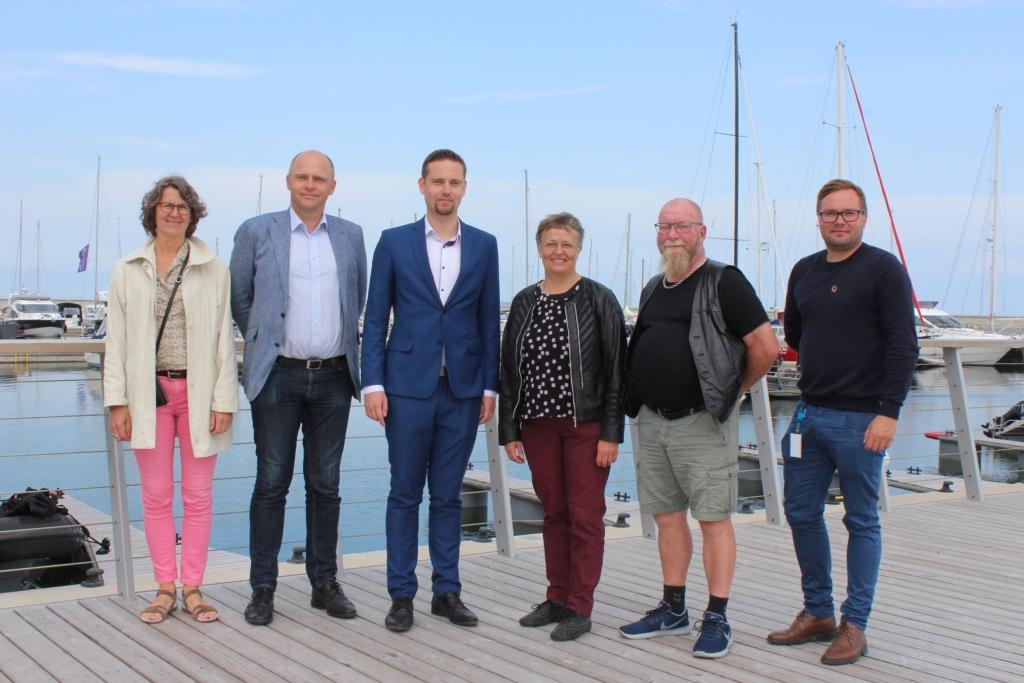 Taani delegatsioon Haaberstis