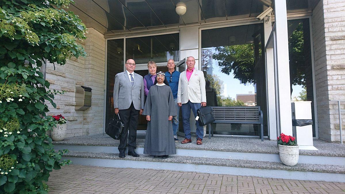 Tallinn toetab Pirita kloostri küttesüsteemide remonti