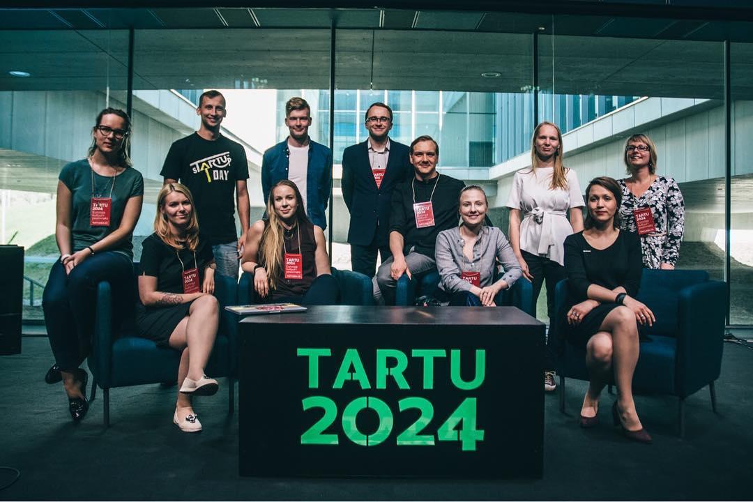 Euroopa kultuuripealinnaks 2024 valiti Tartu!
