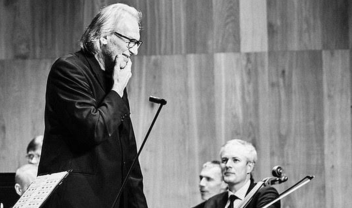 OTSEÜLEKANNE! Kaljuste ja orkester esitavad Stockholmis Pärdi loomingut