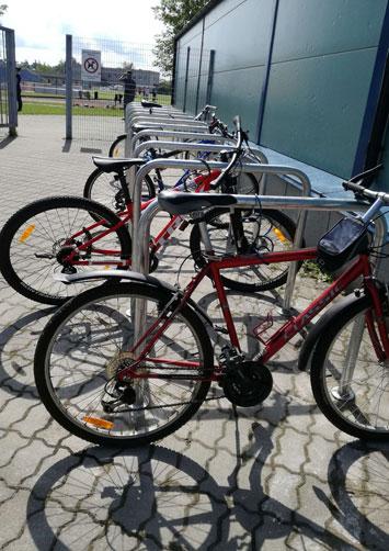 Narvas valmis 26 jalgrattaparklat