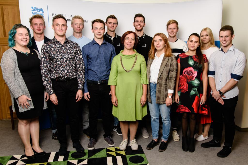 Haridus- ja teadusminister tunnustas maailma kutsemeistrivõistlusel WorldSkills osalejaid