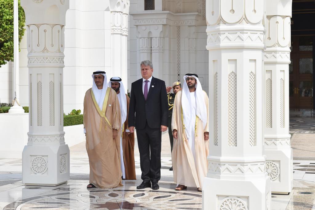 Eesti sai esimese Araabia Ühendemiraatides resideeruva suursaadiku