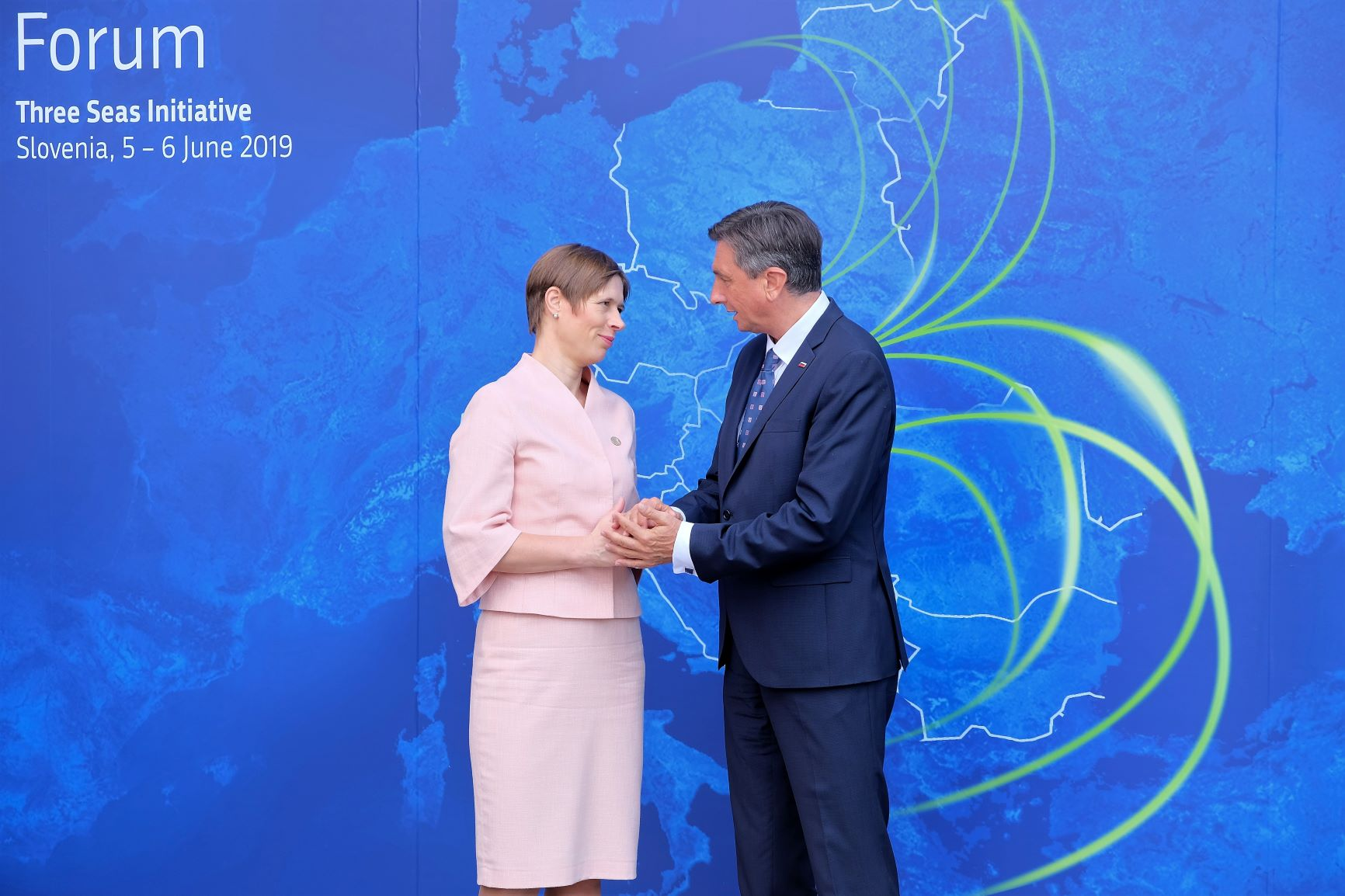 Vabariigi President on täna-homme riigivisiidil Sloveenias