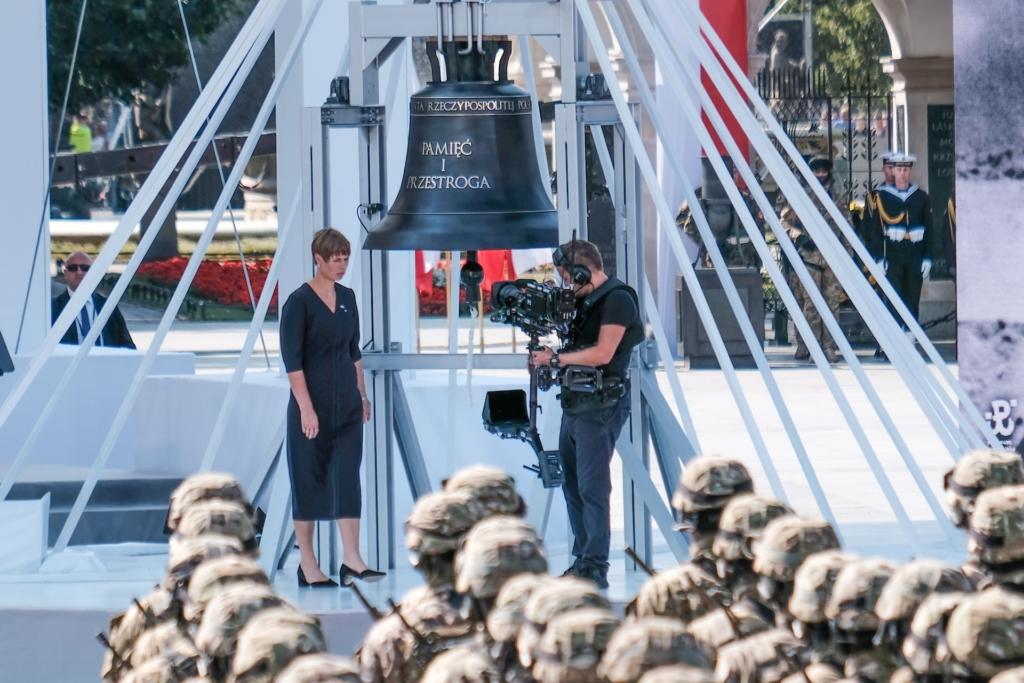 President Kaljulaid osaleb Poolas Teise maailmasõja mälestusüritusel: ainult mäletamine tagab, et see ei kordu kunagi!