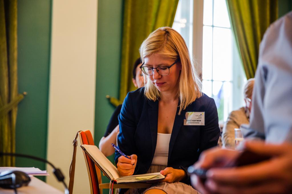Kultuuriministeeriumi asekantsler Piret Hartman: Ida-Virumaa uus täht võib olla Kohtla-Järve