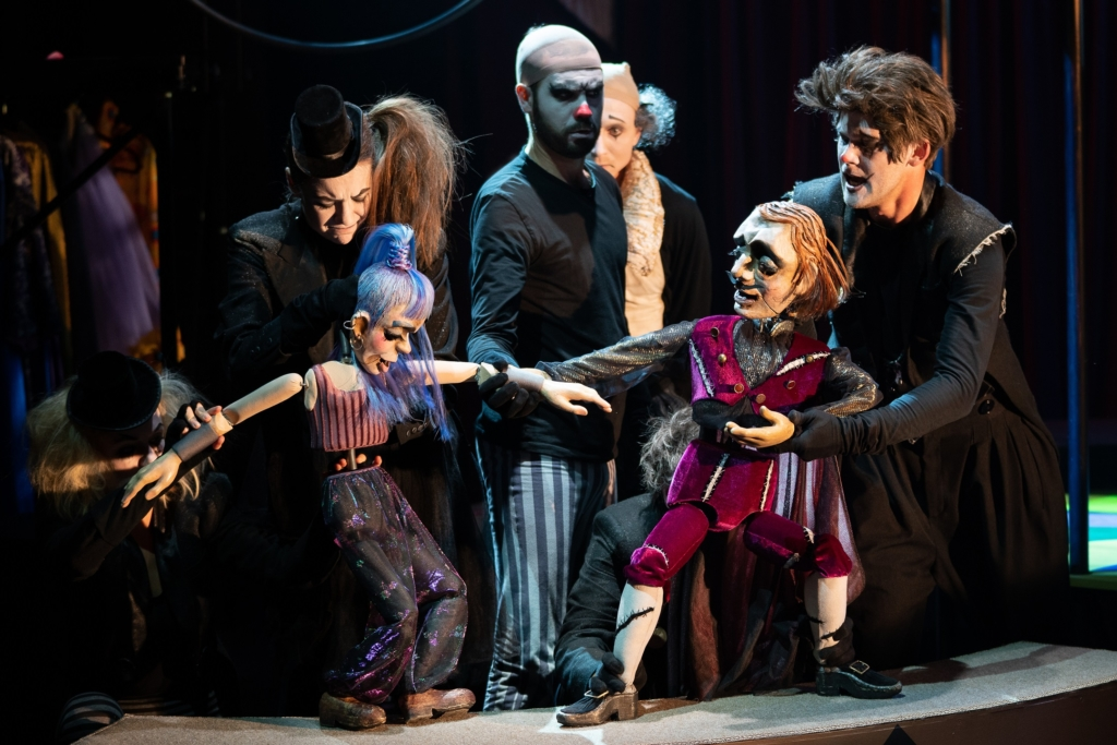 NUKU teater – William Shakespeare: Tõrksa taltsutus – Lavastaja