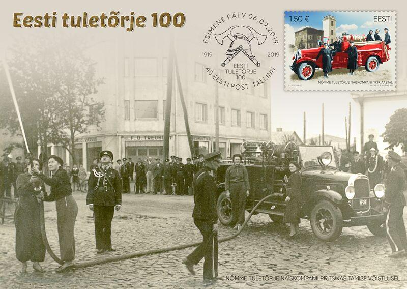 Inimesed üle Eesti on täna oodatud tähistama vabatahtliku pääste 100. aastapäeva