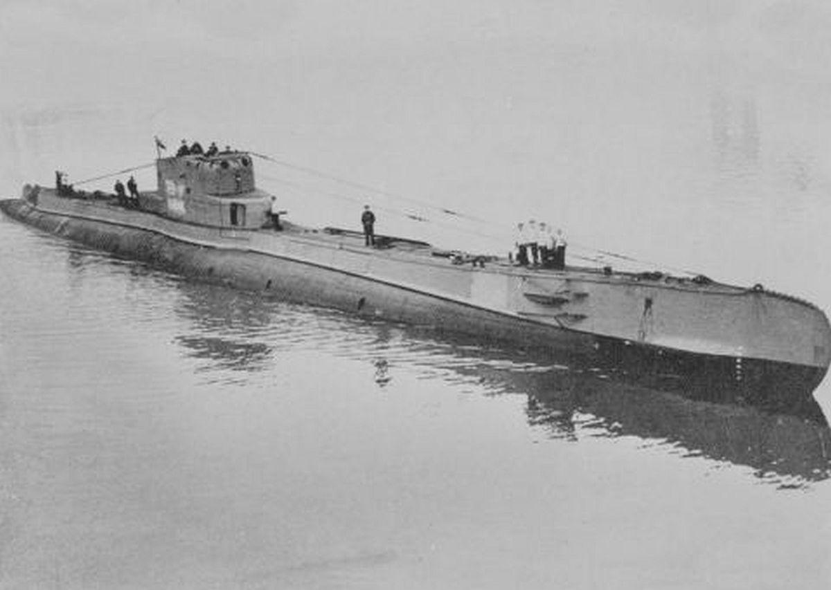 Merefoorumil on teemaks Poola allveelaeva Orzel lugu