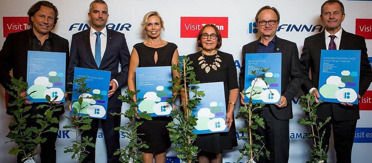 Täna algab üle-eestiline turismikonverents ja antakse üle turismiauhinnad