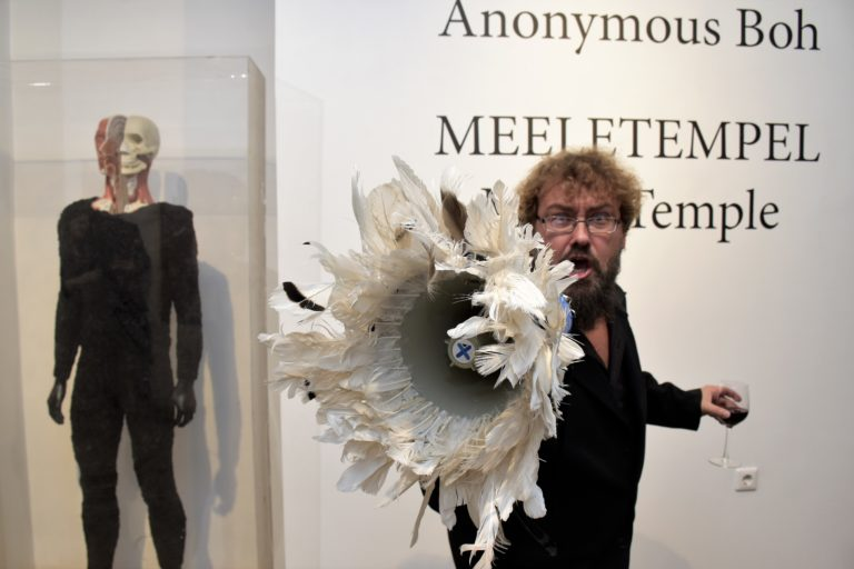 Al Paldroki alias Anonymous Bohi näitus Meeletempel