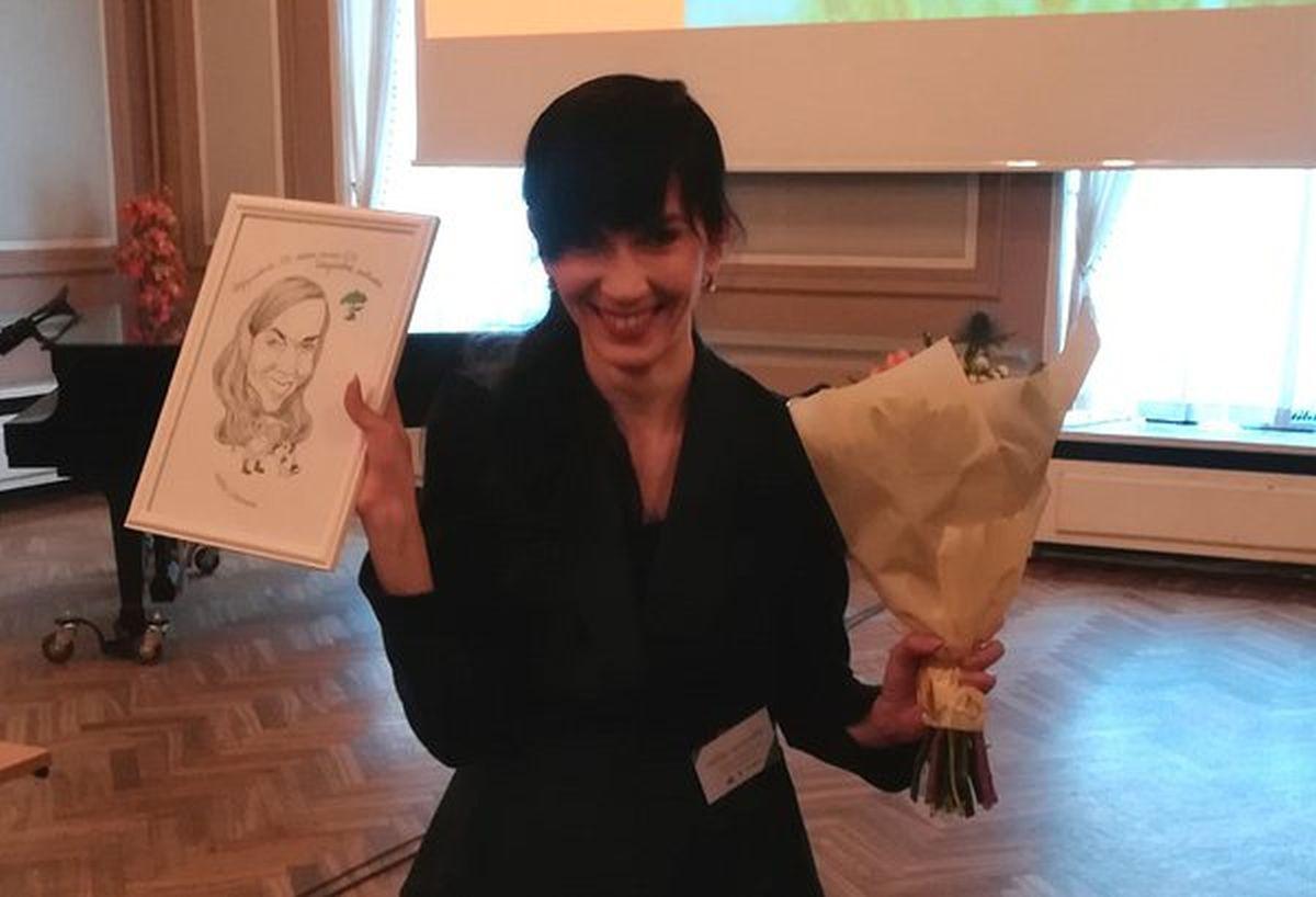 TUNNUSTUS I Varjupaikade aastapreemia pälvis Hellika Landsmann