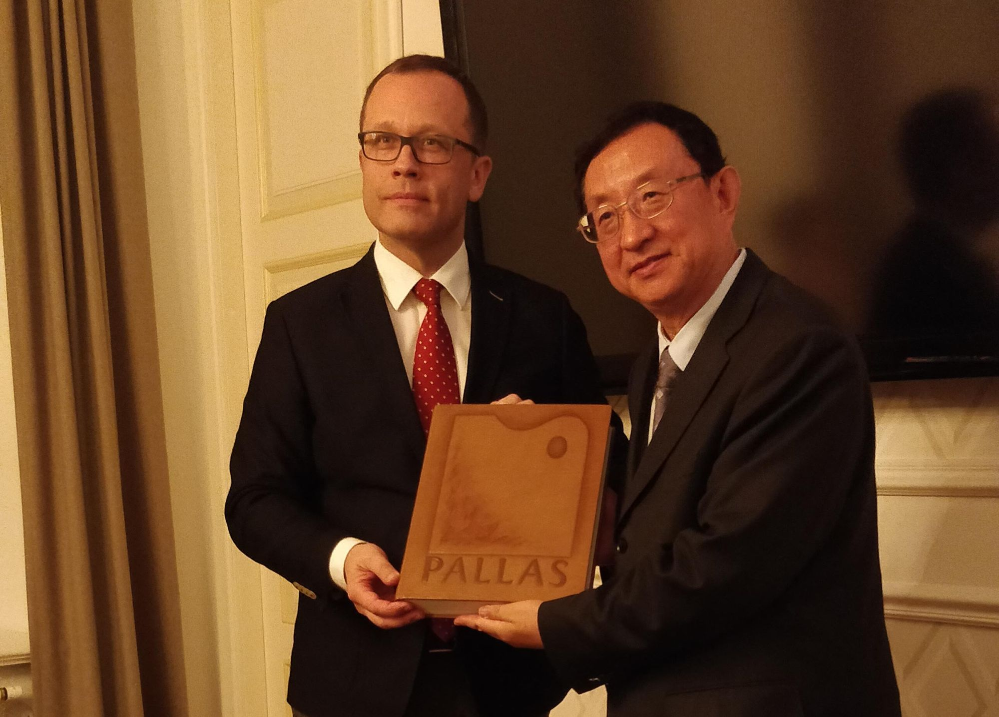 Hiina-kultuuriminister