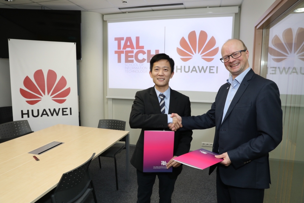 Huawei ja TalTech 2