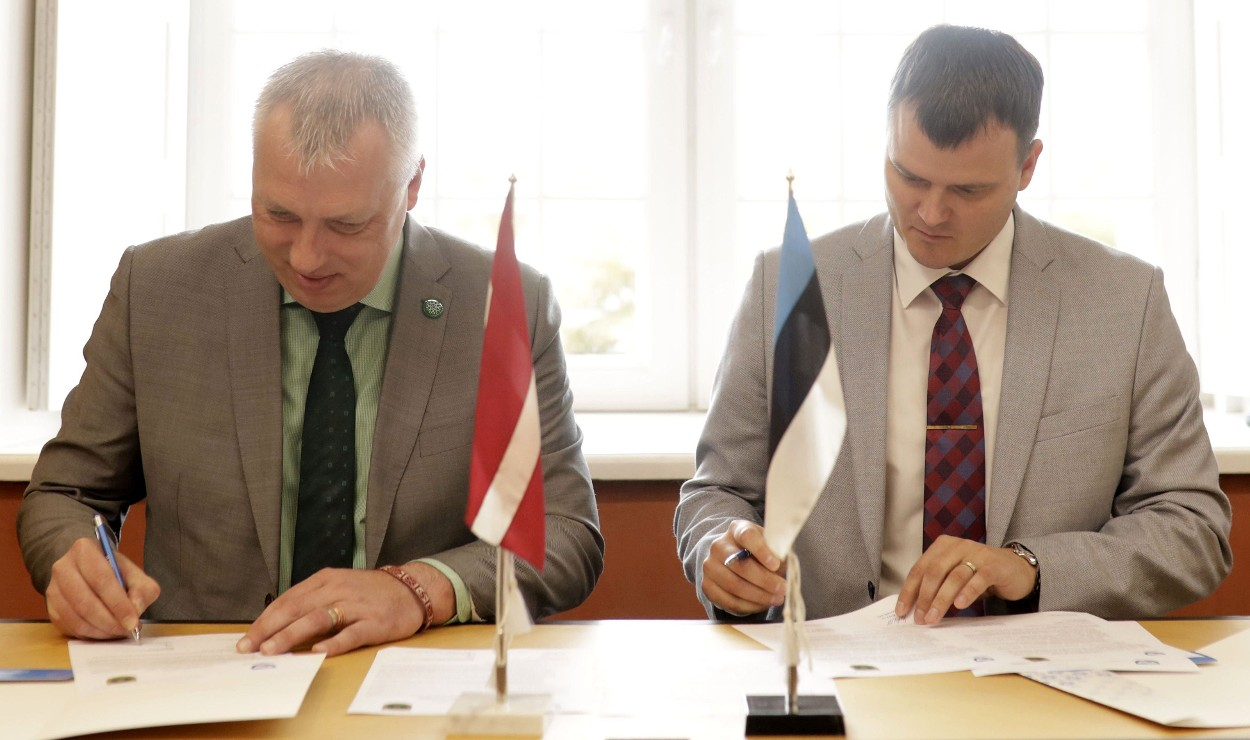 Saaremaa vald sai esimese sõprusomavalitsuse