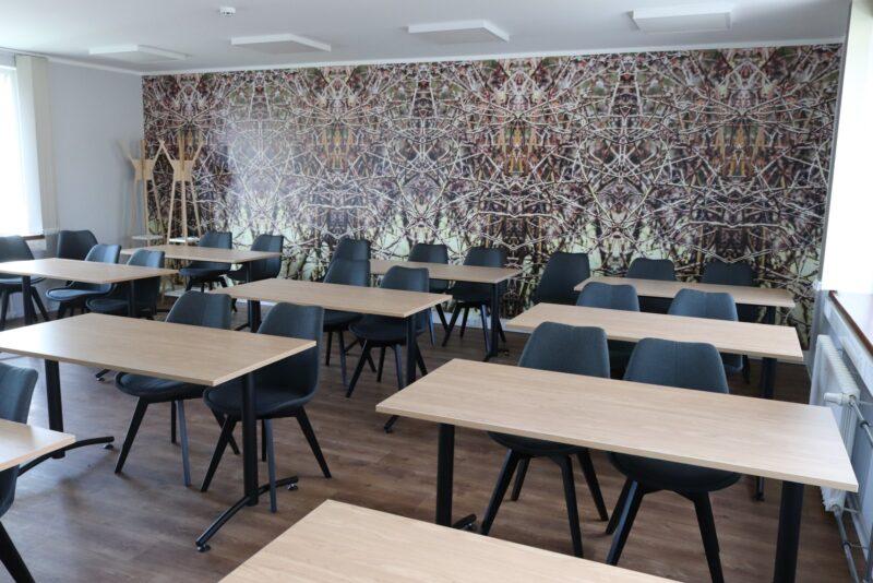 Homme avatakse Rahvakultuuri Keskuse koolitusmaja Viljandis