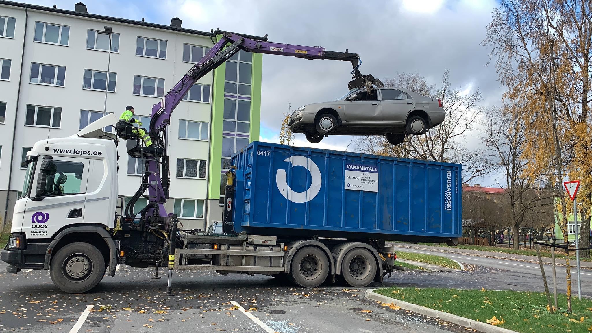 Romuautodele hüvasti!
